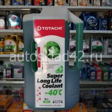 Антифриз TOTACHI SUPER LLC -40 (зеленый) 5л