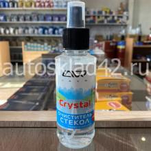 LAVR Очиститель стекол Кристал 185мл