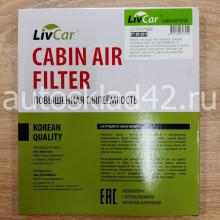 Фильтр салонный LIVCAR LCT101/1828