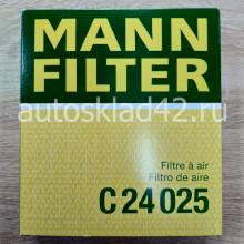 Фильтр воздушный MANN C 24025
