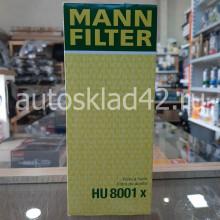 Фильтр масляный MANN HU 8001 x