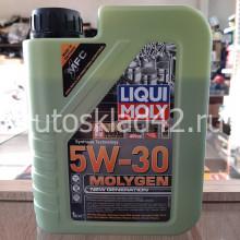 Масло моторное LIQUI MOLY Molygen New Generation 5W-30 1л