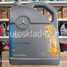 Масло моторное MERSEDES-BENZ 5W-40 229.5 5л