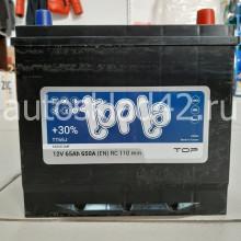 Аккумулятор TOPLA Asia TOP 65Ah 12V 650A о/п (230*172*220) Ca/Ca