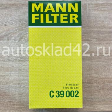 Фильтр воздушный MANN C39002