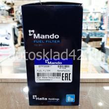 Фильтр топливный MANDO EFF00081T