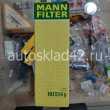 Фильтр масляный MANN HU 514 y