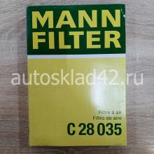 Фильтр воздушный MANN C28035