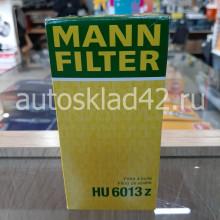 Фильтр масляный MANN HU 6013 z