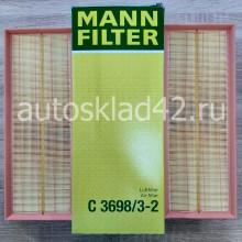Фильтр воздушный MANN C3698/3-2