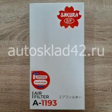 Фильтр воздушный SAKURA A-1193