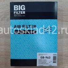 Фильтр воздушный BIG Filter GB-963