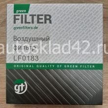 Фильтр воздушный GREEN FILTER LF0183