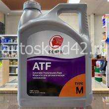 Жидкость для АКПП IDEMITSU ATF TYPE M 4.73л