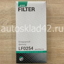 Фильтр воздушный GREEN FILTER LF0254
