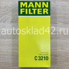 Фильтр воздушный MANN C3210