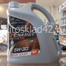 Масло моторное синтетическое G-Energy Synthetic Far East 5W-30 4л