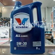 Масло моторное VALVOLINE ALL CLIMATE 5W-30 5л