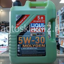 Масло моторное LIQUI MOLY Molygen SN 5W-30 5л