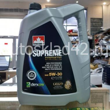 Масло моторное PETRO-CANADA Supreme Sinthetic 5W-30 5л