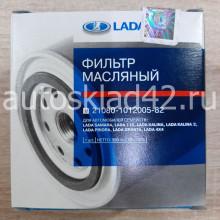 Фильтр масляный ВАЗ 2108-10 LADA