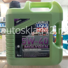Масло моторное LIQUI MOLY Molygen SN/CF 5W-40 4л