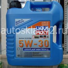 Масло моторное LIQUI MOLY Leichtlauf High Tech LL SL/CF 5W-30 4л