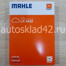 Фильтр воздушный KNECHT/MAHLE LX4432
