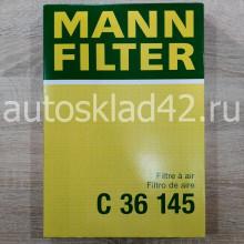 Фильтр воздушный MANN C36145