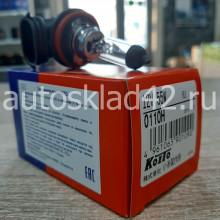 Автолампа KOITO H11 12V 55W PGJ19-2