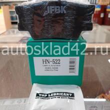 Тормозные колодки задние jFBK HN-522