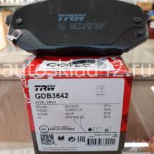 Тормозные колодки передние TRW GDB3642