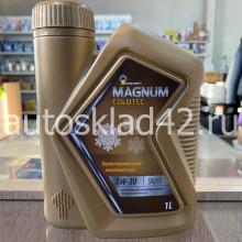 Масло моторное Rosneft Magnum Coldtec 5W-30 1л