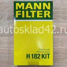 Фильтр АКПП MANN-FILTER H 182 KIT
