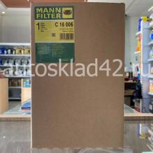 Фильтр воздушный MANN C16006