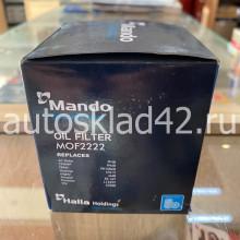 Фильтр масляный MANDO MOF2222