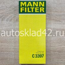 Фильтр воздушный MANN C3397