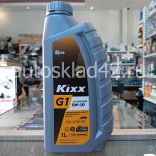 Масло моторное KIXX G1 5W-30 SN PLUS/RC/GF-5 1л