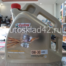 Масло моторное Castrol Edge 0W-30 A3/B4 4л