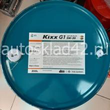 Масло моторное KIXX G1 5W-30 SN PLUS/RC/GF-5 200л (цена за 1л)