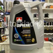 Масло моторное PETRO-CANADA Supreme Sinthetic 5W-30 4л